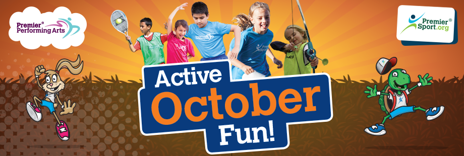 Active October Fun!