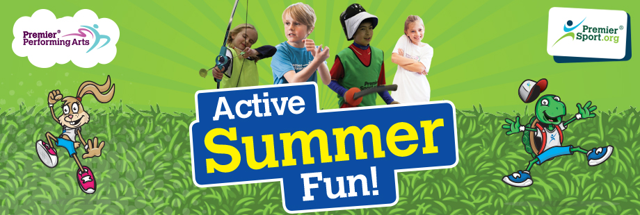 Active Summer Fun!