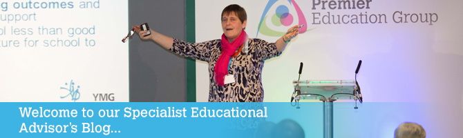 Welcome to our Specialist Educational Advisor's Blog...