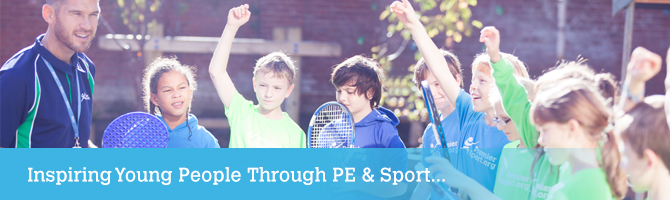Inspiring Young People Through PE & Sport...